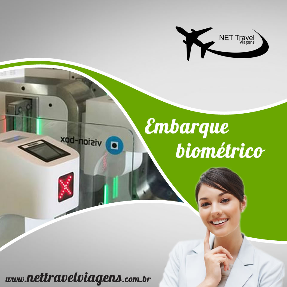 Nettravel embarque biometrico